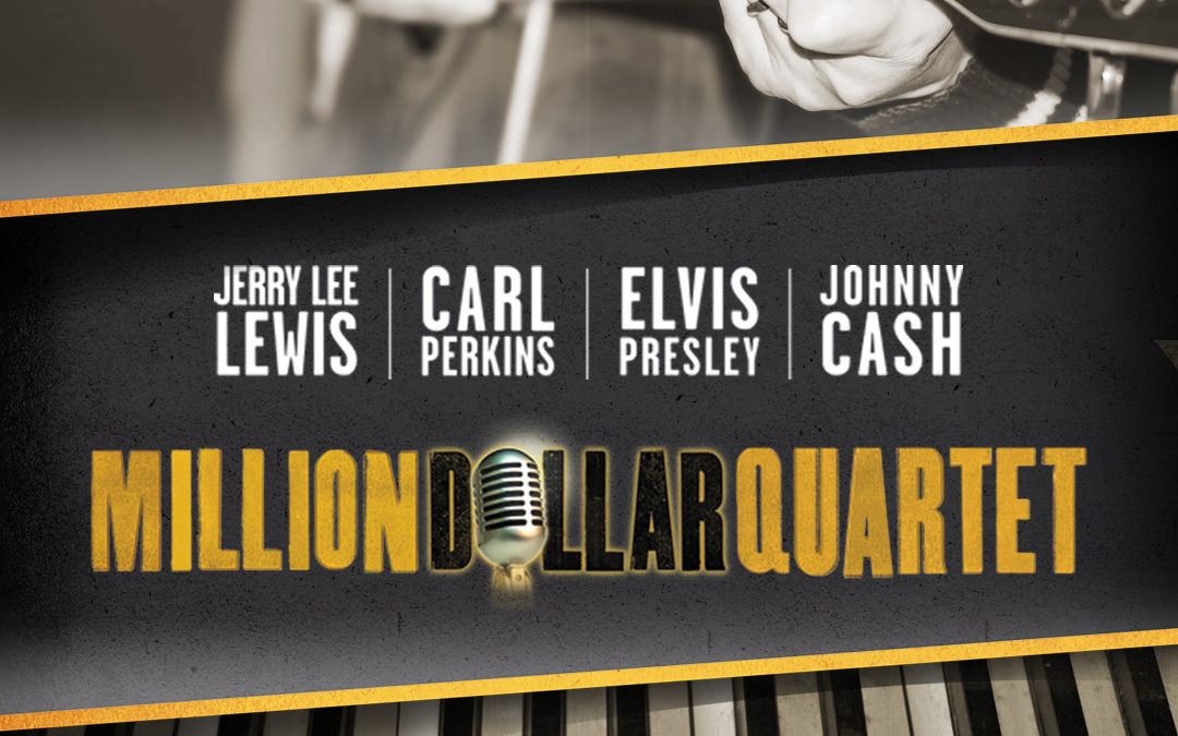 Million Dollar Quartet Rescheduled