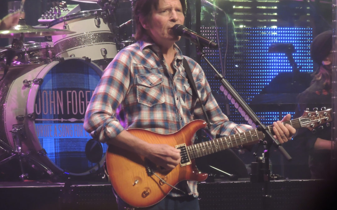On This Day: John Fogerty Live in Middletown