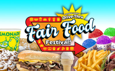 Win Free Food Tickets for the Upcoming Drive-Thru Fair Food Festival