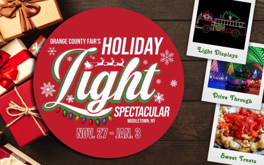NEW SOCIALLY DISTANT HOLIDAY ATTRACTION IN ORANGE COUNTY