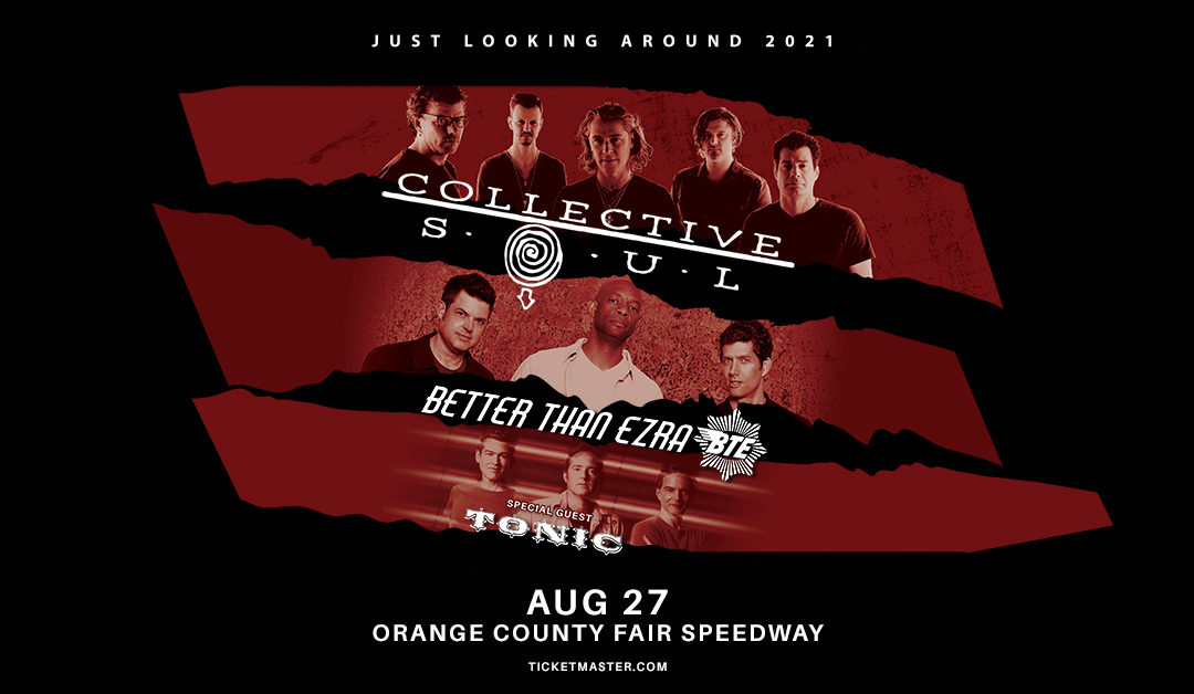 Collective Soul and More on Aug 27