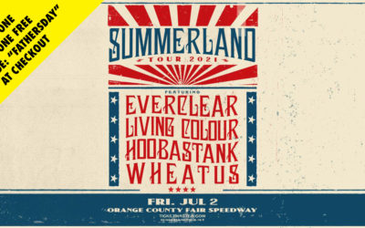 Summerland Tour Father's Day BOGO